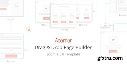 ThemeForest - Acamar v1.0.2 - Tiled Layout and Clean Design Responsive Joomla Template - 20662044