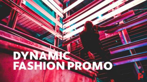 Videohive - Dynamic Fashion Promo | For Final Cut & Apple Motion - 26615840