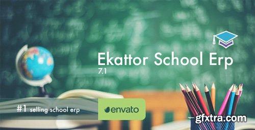 CodeCanyon - Ekattor v7.1 - School Management System - 6087521