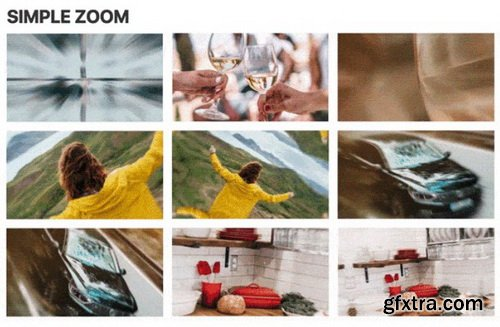 Videohive - Transitions SuperCut V1.1 - 24022583