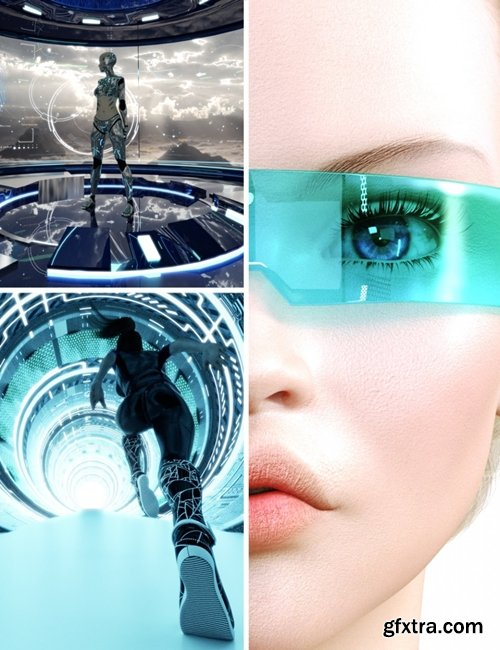 Daz3D - Sci-fi Essentials Bundle