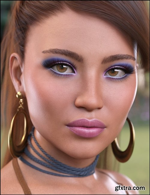 Daz3D - Devery for Alawa 8