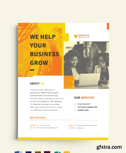 Corporate-Strategy-Business-Flyer-Template
