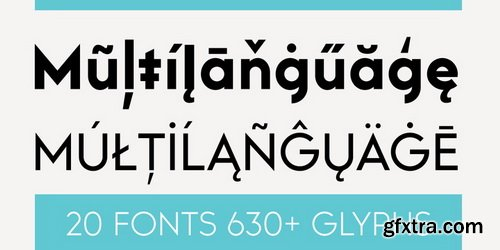 Trakya Sans Font Family