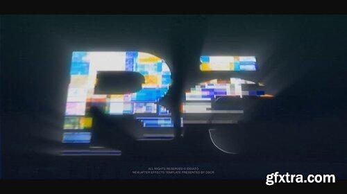 Videohive - Glitch Logo - 25788725