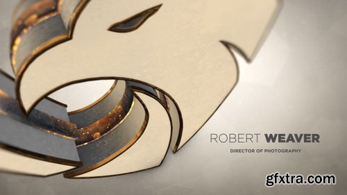Videohive - Gold Luxury And Epic Logo Reveal - 26221278