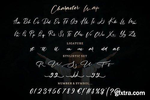 CM - Rantting Tjinta - Handwritten Font 4946548
