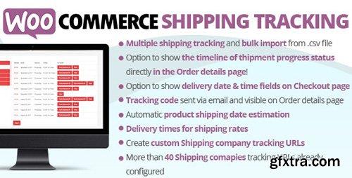 CodeCanyon - WooCommerce Shipping Tracking v24.7 - 11363158 - NULLED