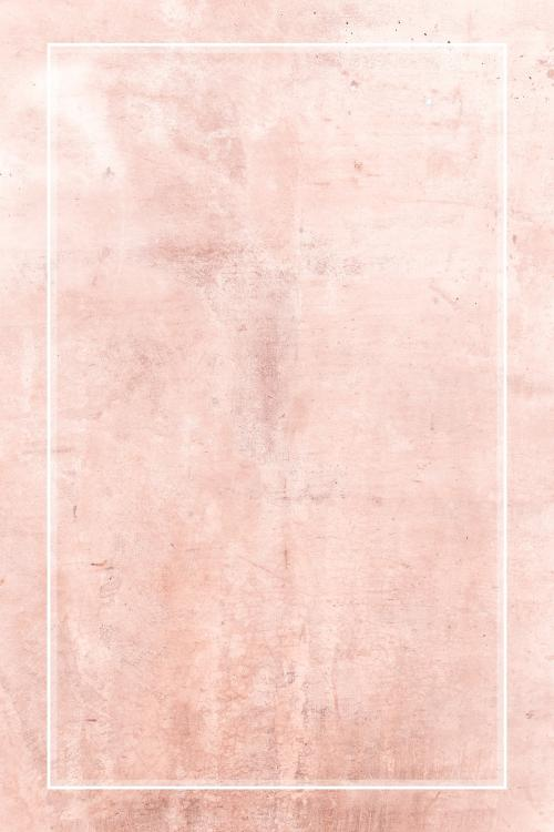 Blank pink rectangle frame background - 1212791