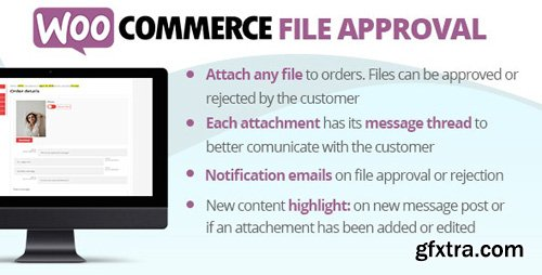 CodeCanyon - WooCommerce File Approval v1.6 - 26507418 - NULLED