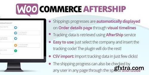 CodeCanyon - WooCommerce AfterShip v6.2 - 23022935 - NULLED