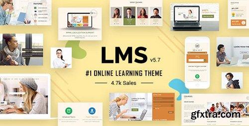 ThemeForest - LMS v6.0 - WordPress Theme - 7867581