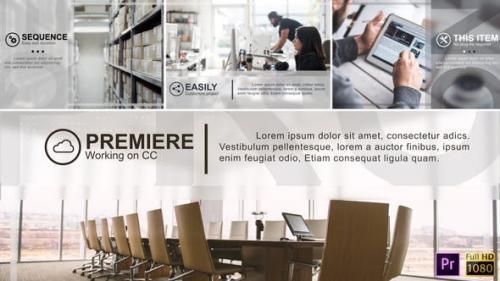 Videohive - Minimal Corporate Slideshow - Premiere Pro