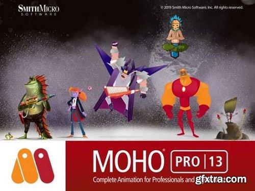 Moho Pro 13.5 Build 20210422 Multilingual Portable