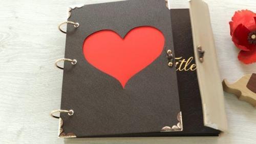 Videohive - Valentine Love Photo Album