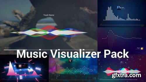 Videohive - Music Visualizer Pack - 23792830