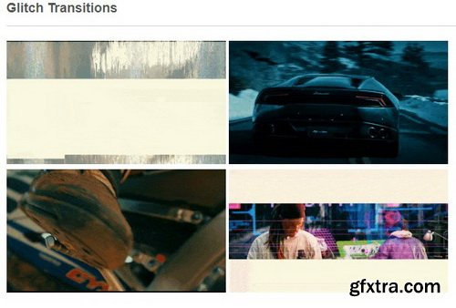 Videohive - Transitions V2 - 24427647
