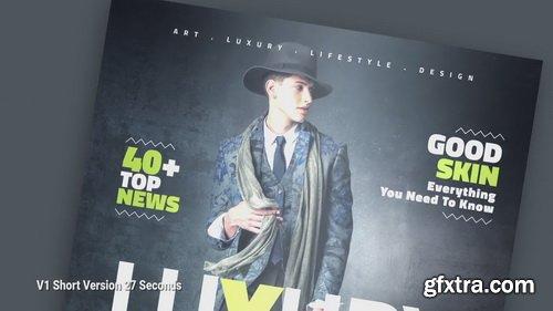 Videohive - Essential Magazine Toolkit - 25789830