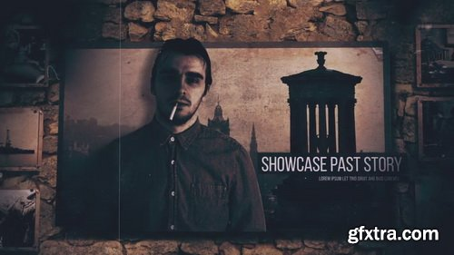 Videohive - History On The Walls - 26562958
