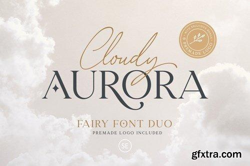 CM - Cloudy Aurora - Font Duo (+LOGOS) 4865788