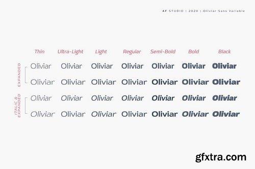 CM - Oliviar Sans - Variable Fonts 4979200