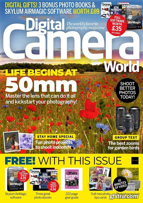 Digital Camera World - June 2020