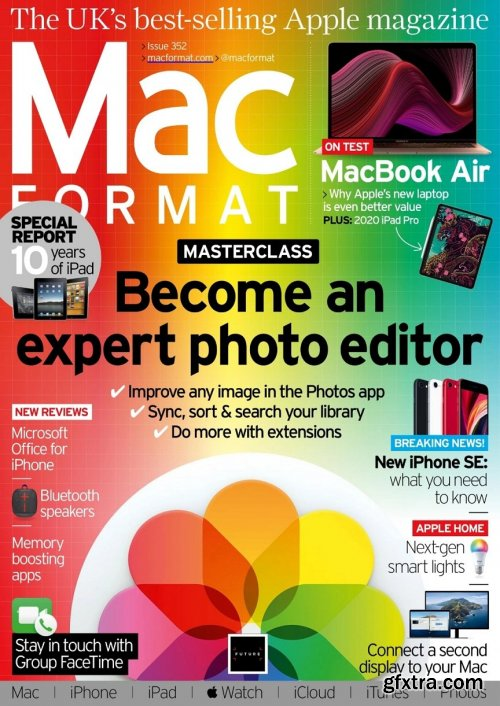 MacFormat UK - Issue 352, June 2020 (True PDF)