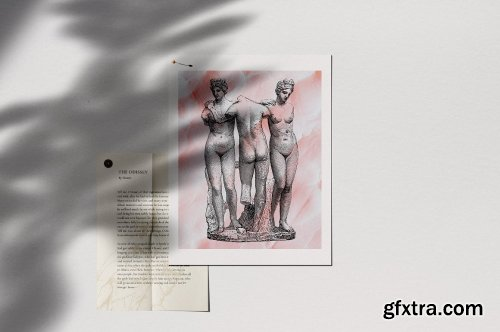CreativeMarket - Ellenia - Greek Mythology Set 3821532