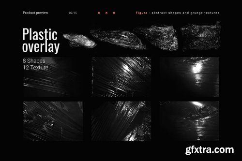 CreativeMarket - Abstract Shapes and Texures 4931784