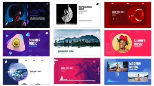 Videohive - Audio Visualizations Pack