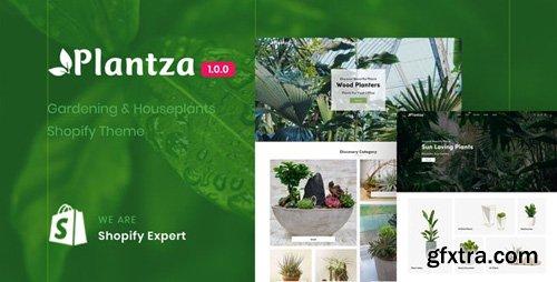 ThemeForest - Plantza v1.0.0 - Gardening & Houseplants Shopify Theme - 26918720