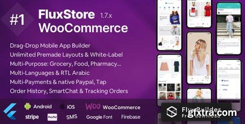 CodeCanyon - Fluxstore WooCommerce v1.7.4 - Flutter E-commerce Full App - 24050041