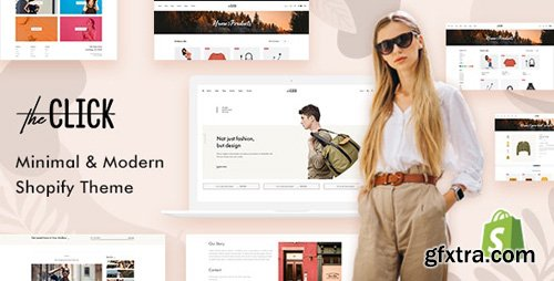 ThemeForest - TheClick v1.0.0 - Multipurpose Shopify Theme - 26876309