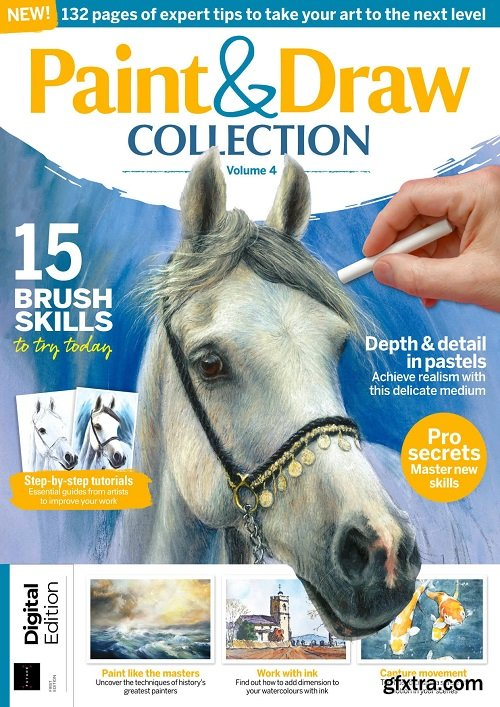 Paint & Draw Collection Volume 4 (First Edition) 2020