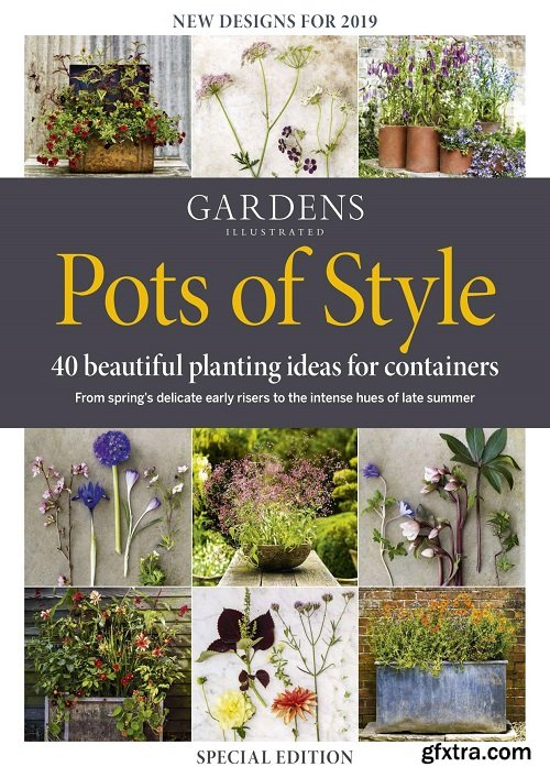 Gardens Illustrated Specials - Post Of Style, 2020