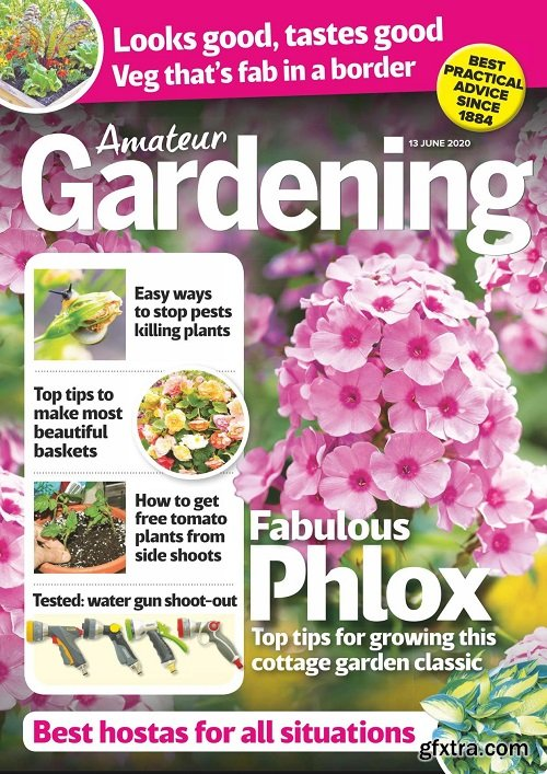 Amateur Gardening - 13 June 2020