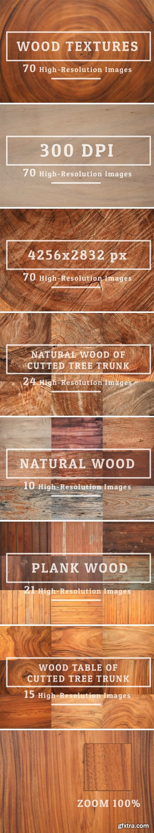 70 Wood Texture Background 4317539