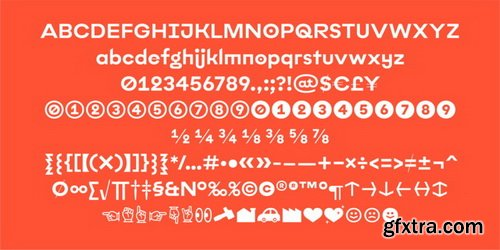 Epillox Font Family
