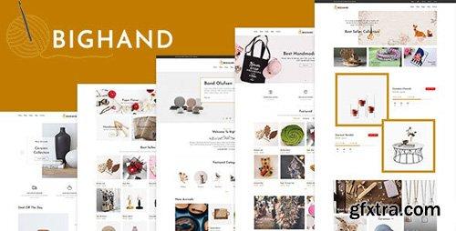 ThemeForest - BigHand v1.0.0 - Handmade Shop Shopify Theme - 25714216