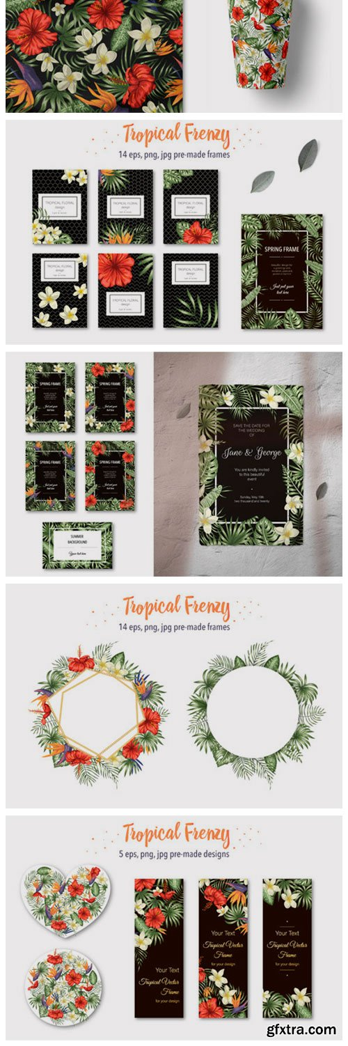Tropical Frenzy 4328162