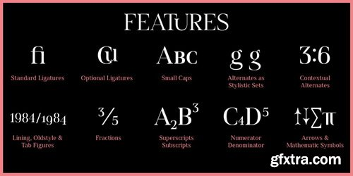 Spitzkant Font Family