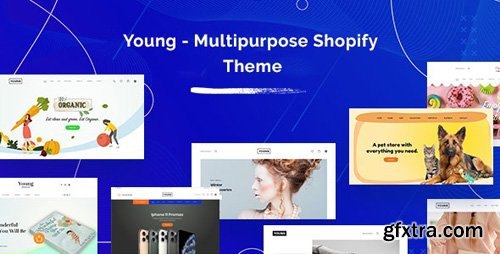 ThemeForest - Young v1.0.0 - Multipurpose Shopify Theme - 27241651