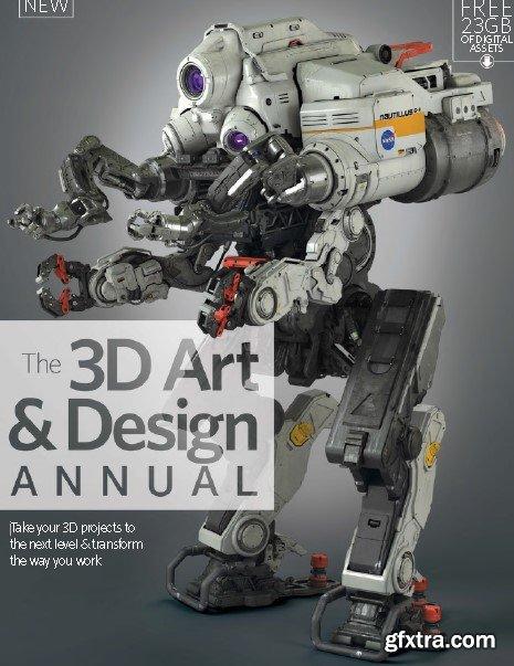 The 3D Art & Design