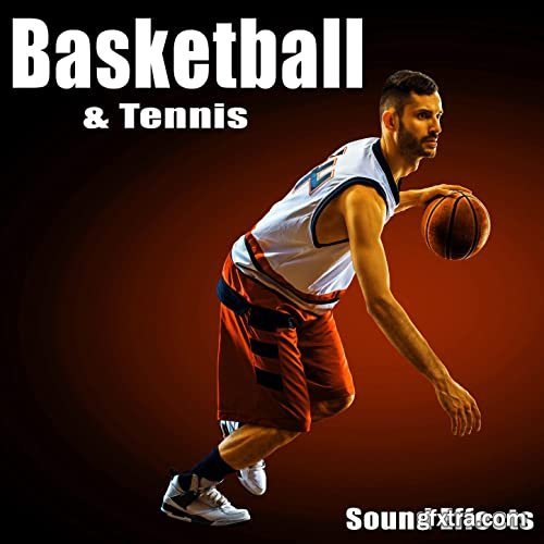 The Hollywood Edge Sound Effects Library Basketball & Tennis Sound Effects FLAC