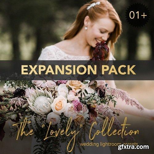 Shae Estella - Lovely 01 Lightroom Preset Expansion Pack