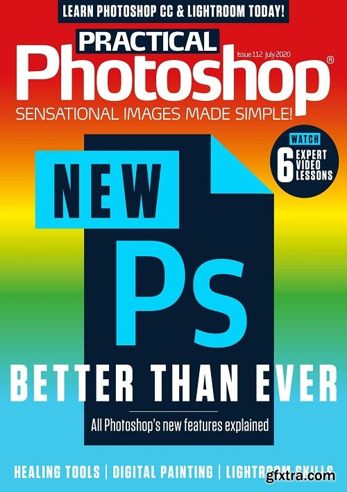 Practical Photoshop - July 2020