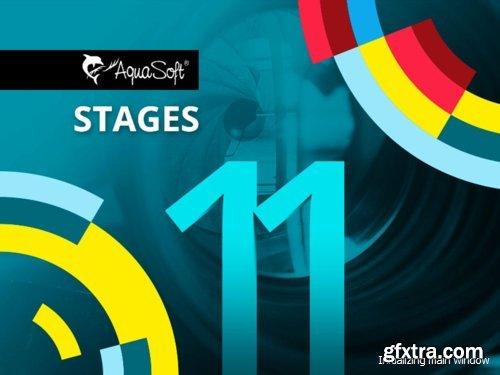AquaSoft Stages 11.8.01 Multilingual Portable