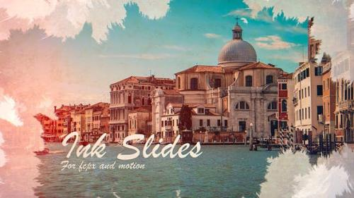 Videohive - Ink Slides | FCPX and Motion