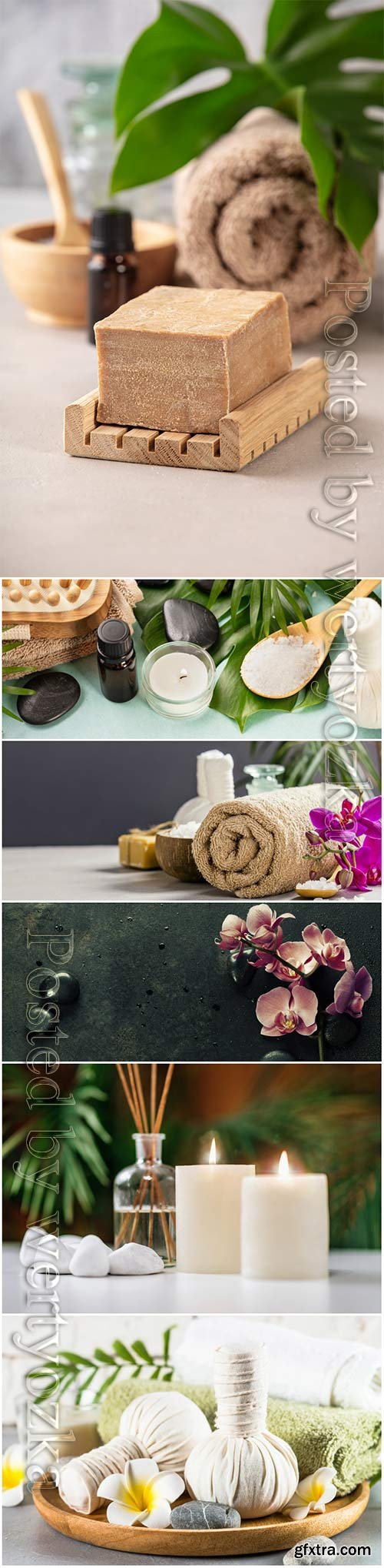 Spa and relaxation concept