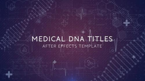 Videohive - DNA Medical Trailer